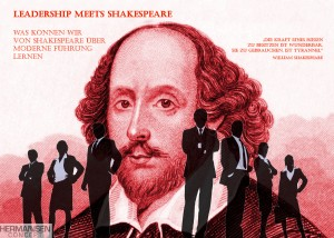 Shakespeare. Messeplakat 3